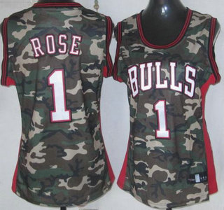 9d1a30cc0cf ... New York Knicks 25 Derrick Rose Throwback Swingman Basketball Mens Blue  Jersey Chicago Bulls 1 Derrick Rose Camo Revolution 30 Swingman Womens  Jersey ...