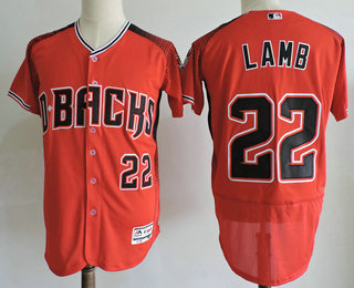 finest selection 0324d ec762 Men's Arizona Diamondbacks #22 Jake Lamb Cream Vest ...