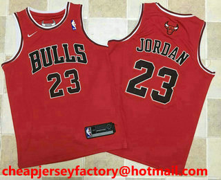 18dc1b750 Men s Chicago Bulls  23 Michael Jordan White 2017-2018 Nike AU Swingman  Stitched NBA Jersey