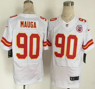 on sale c6278 37aa9 mens kansas city chiefs 32 cyrus gray white road nfl nike ...