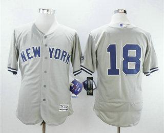 NEW MLB Derek Jeter #2 New York Yankees Pinstripe Flex Base Jersey SEWN ON