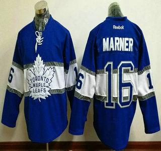 kedvezmény hivatalos üzlet jó textúra Men's Toronto Maple Leafs #34 Auston Matthews Blue With Red Maple ...