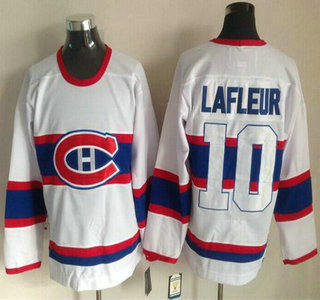 montreal canadiens 10 guy lafleur white throwback ccm jersey 28f1fcaf2