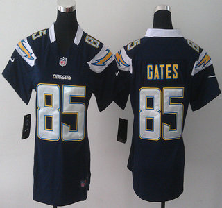 cheap for discount 485f0 1d299 Nike San Diego Chargers #85 Antonio Gates 2013 Navy Blue ...