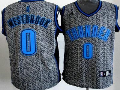 f4908a1a8e4 ... Swingman Black Jersey Clearance sale XPLXIA2074766 Oklahoma City  Thunder 0 Russell Westbrook 2012 Static Fashion Jersey ...