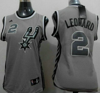 ... Youth Jersey from Reliable San San Antonio Spurs 2 Kawhi Leonard 2014  New Gray Womens Jerse ... 7a9a1f6f7