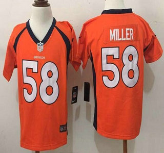 buy online 6797d 8795f coupon for von miller color rush jersey e8624 5154c