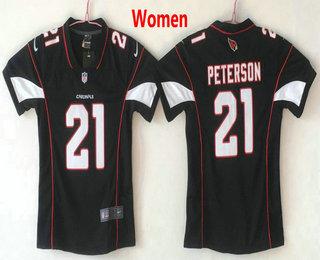 New Women's Arizona Cardinals #11 Larry Fitzgerald Pink Camo Fashion  for cheap