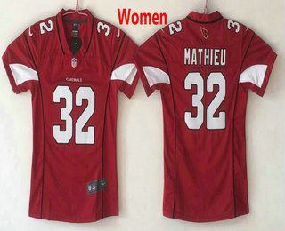 the latest c5a53 fde64 where to buy nike cardinals 32 tyrann mathieu black stitched ...