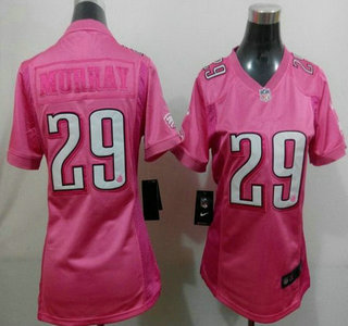 competitive price ab946 97eab womens pink philadelphia eagles jersey