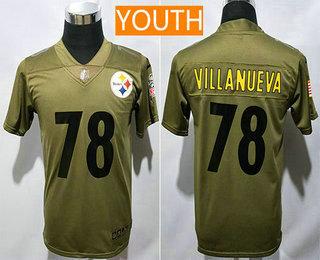 alejandro villanueva salute to service jersey